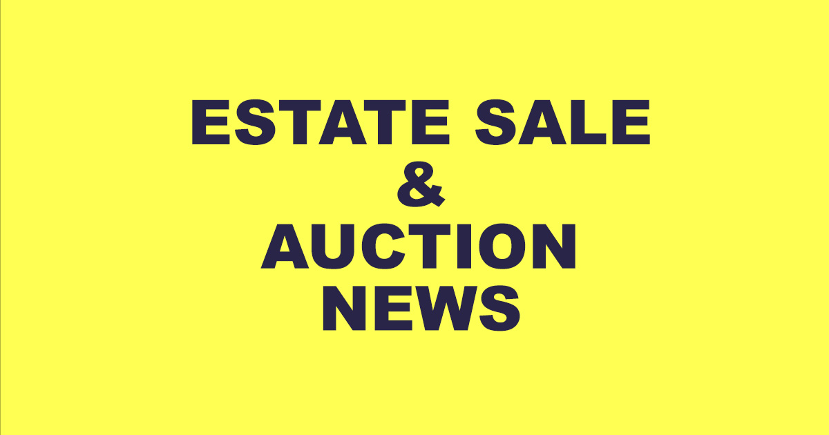 Estate Sale News - February 2016